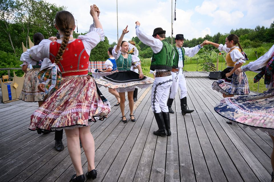Súťaže v oblasti folklórneho hnutia 2020