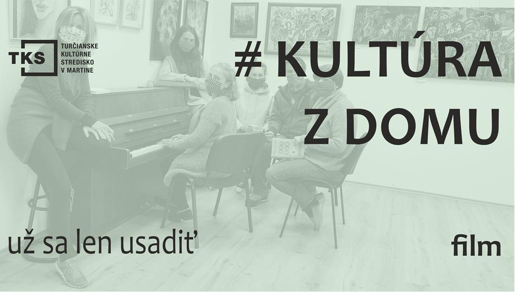 # Kultúra z domu – Michal Koliba – Máte čas? film