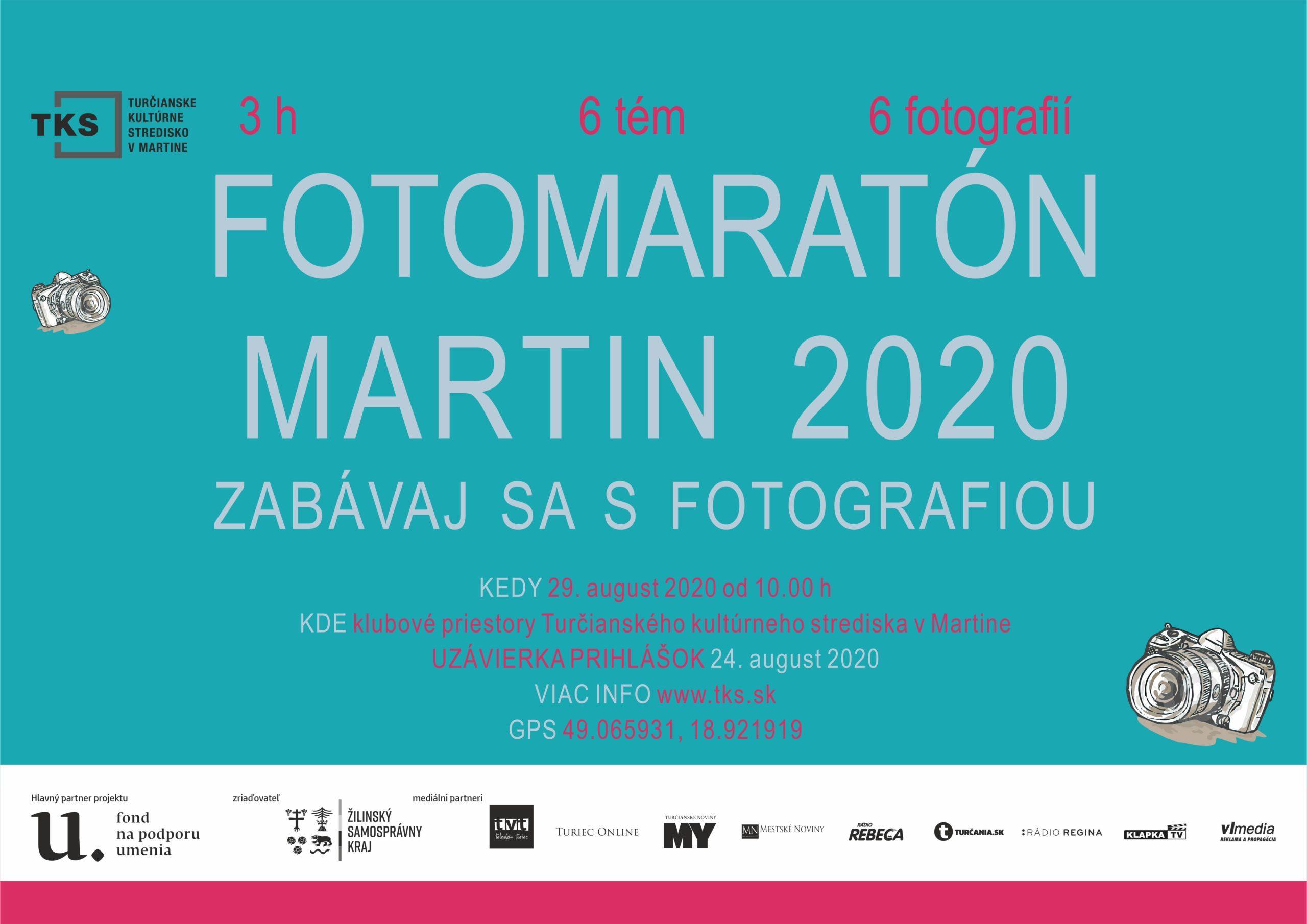 Fotomaratón Martin – zabávaj sa s fotografiou