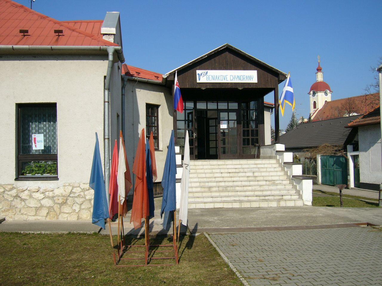XXVII. Slovenský festival poézie- Beniakove Chynorany