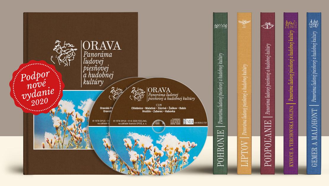 PODPORTE: Nové vydanie legendárneho gramoalbumu ORAVA