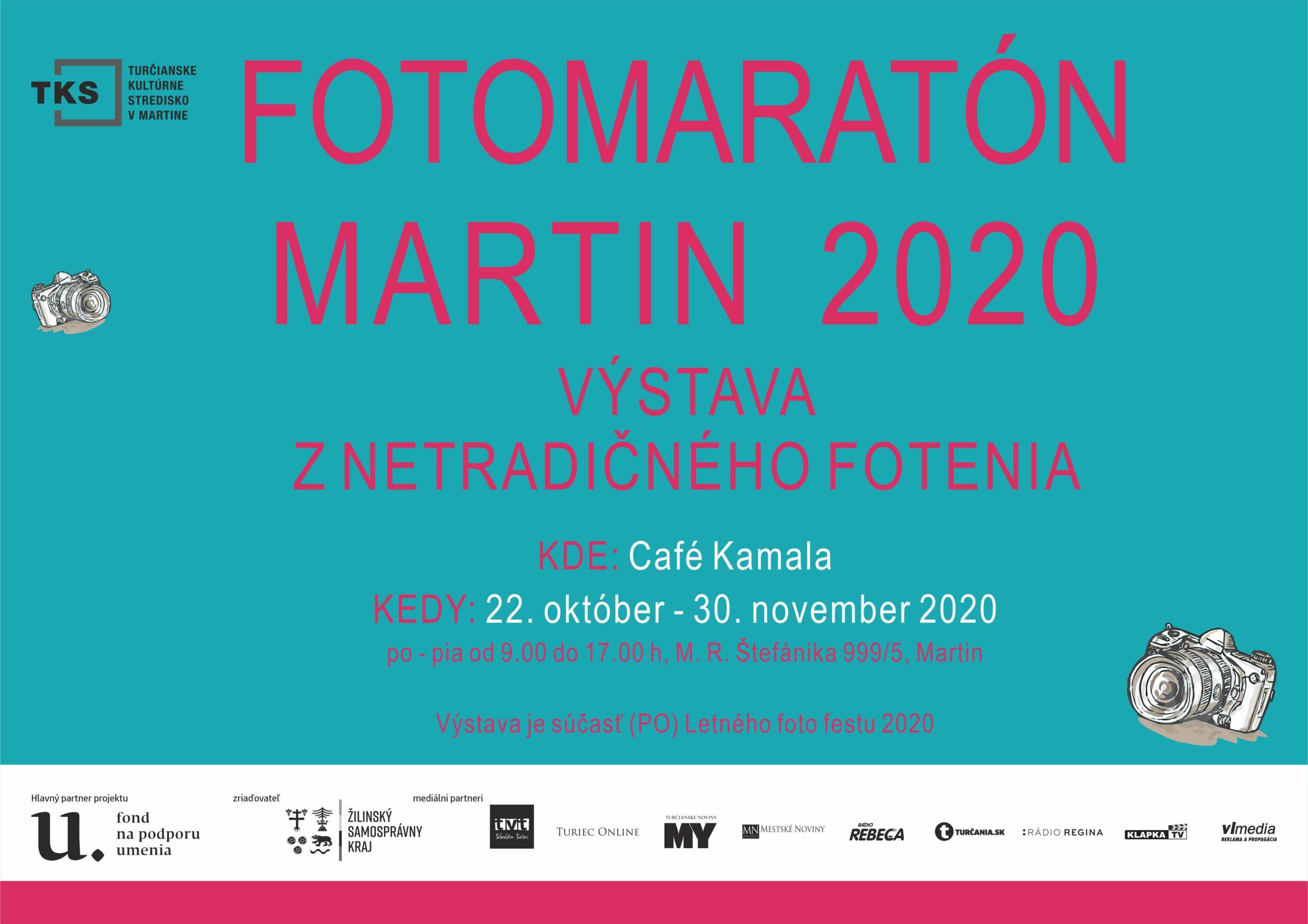 Fotomaratón Martin 2020 – preloženie výstavy