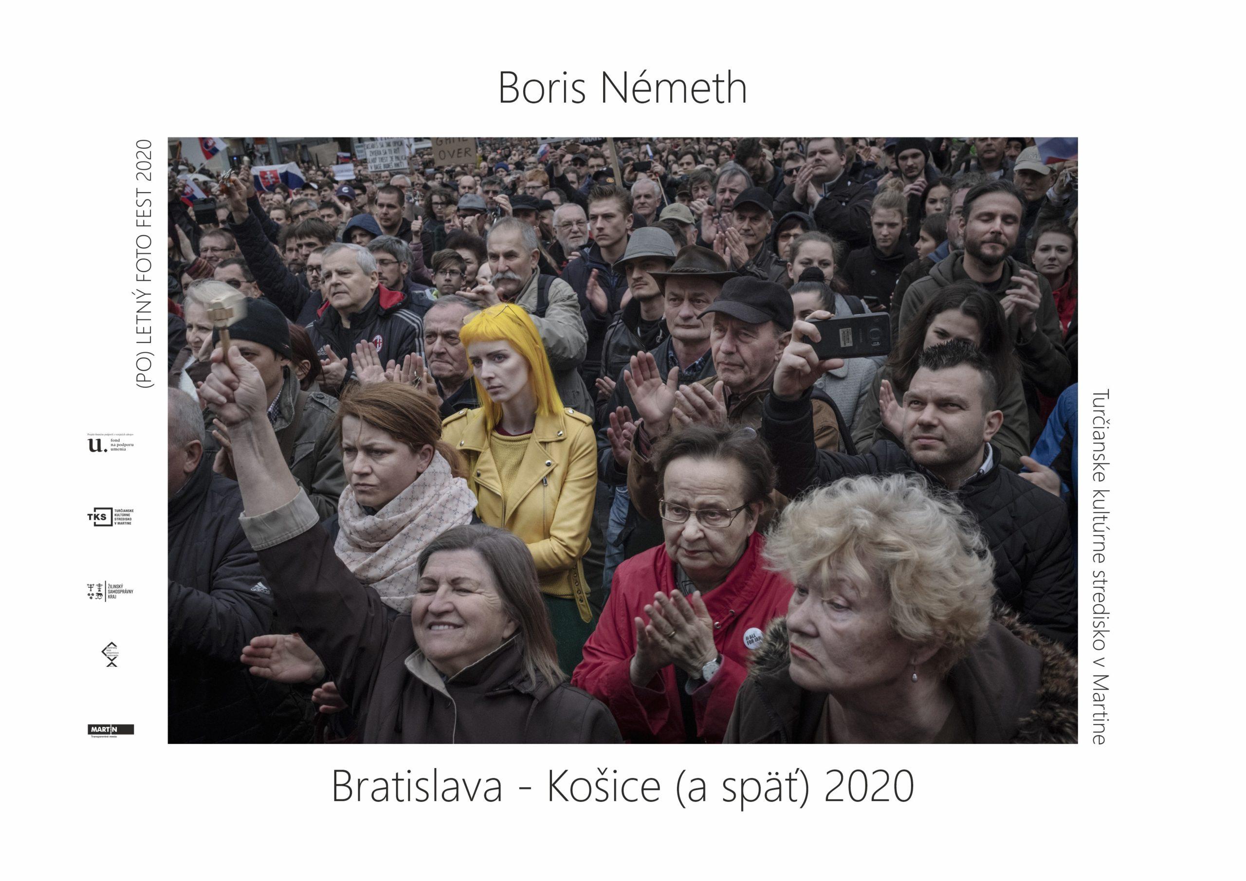 Bratislava – Košice (a spať) 2020 – fotovýstava