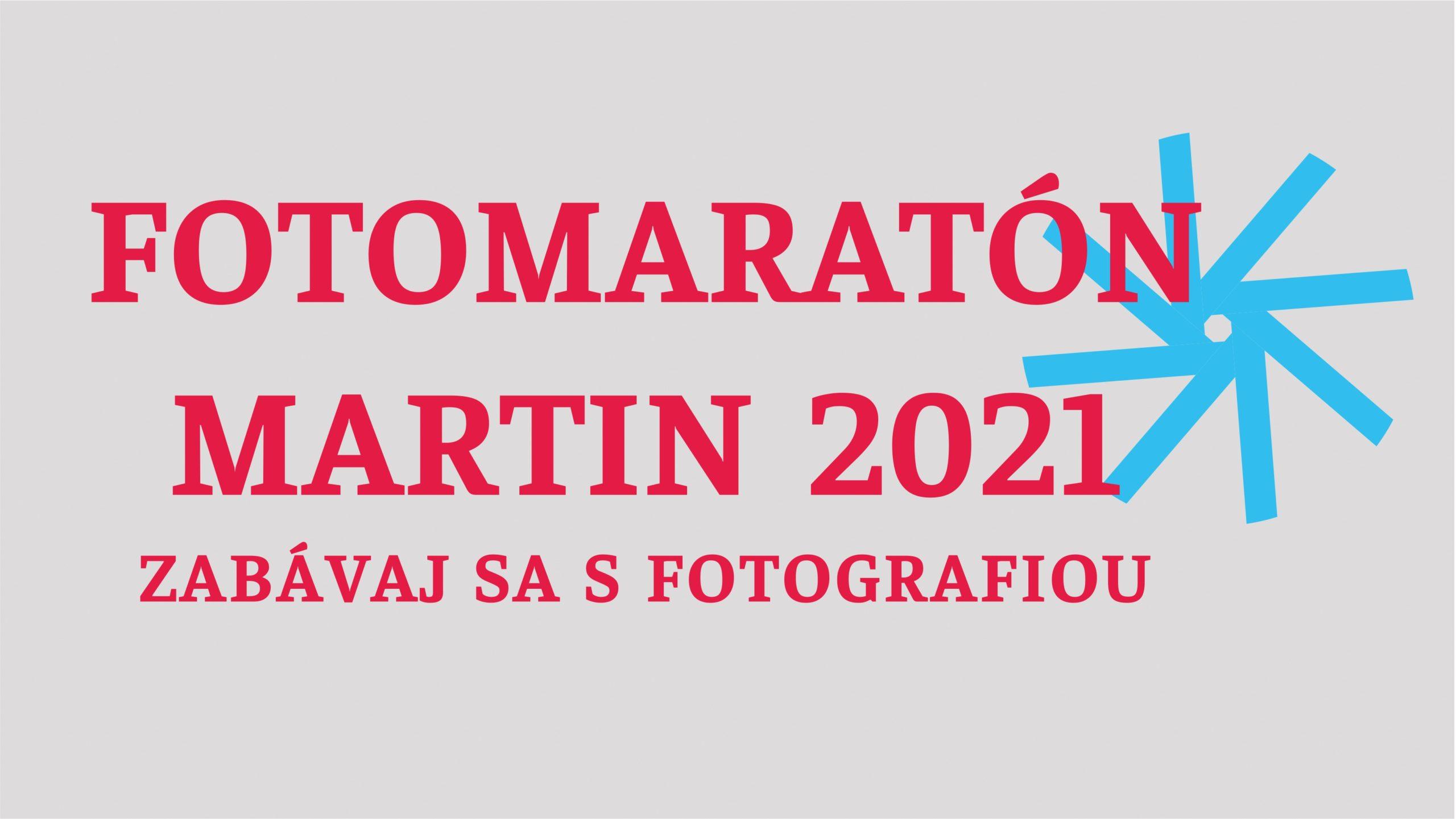 FOTOMARATÓN MARTIN – zabávaj sa fotografiou