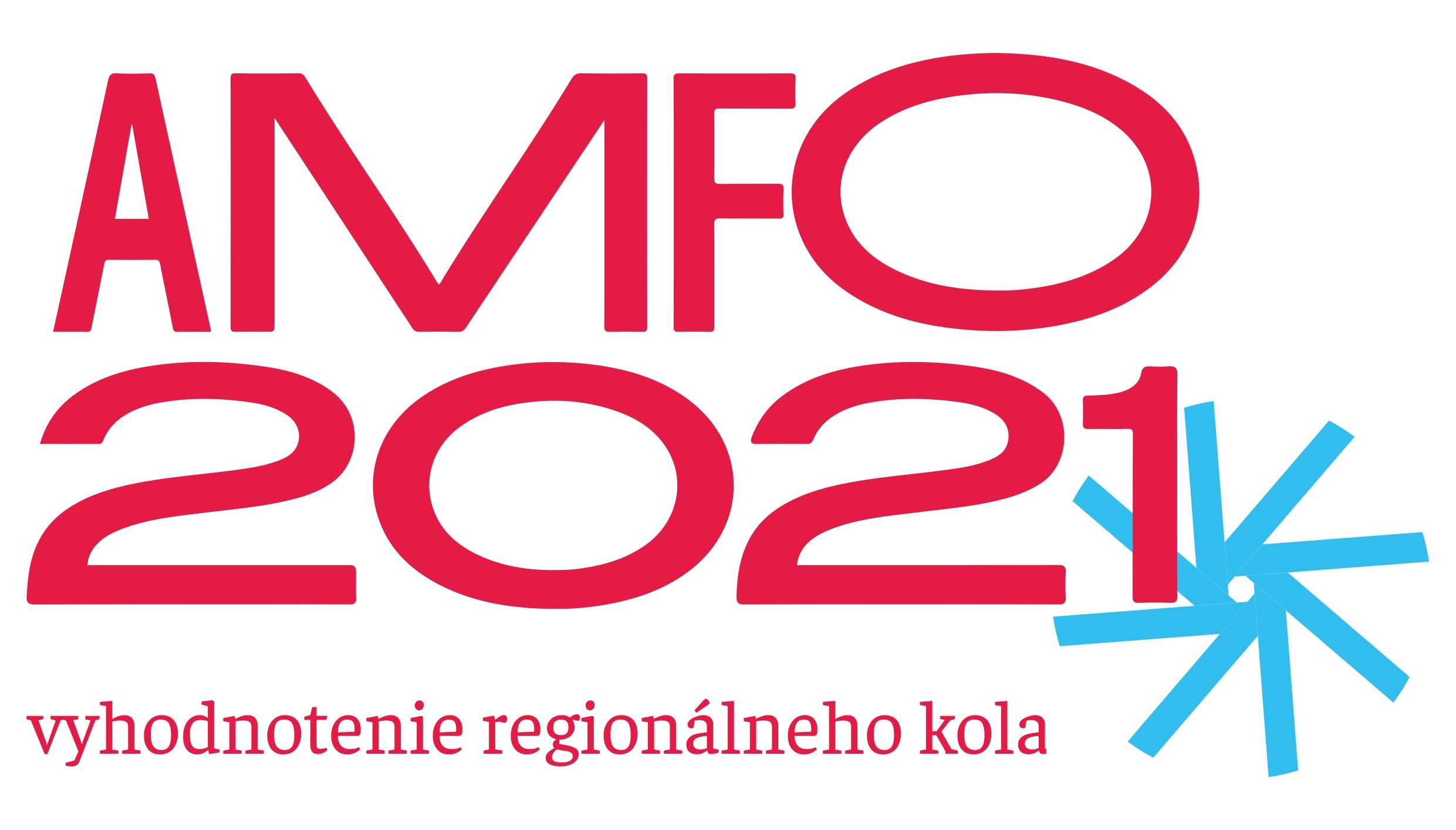 AMFO 2021 – vyhodnotenie