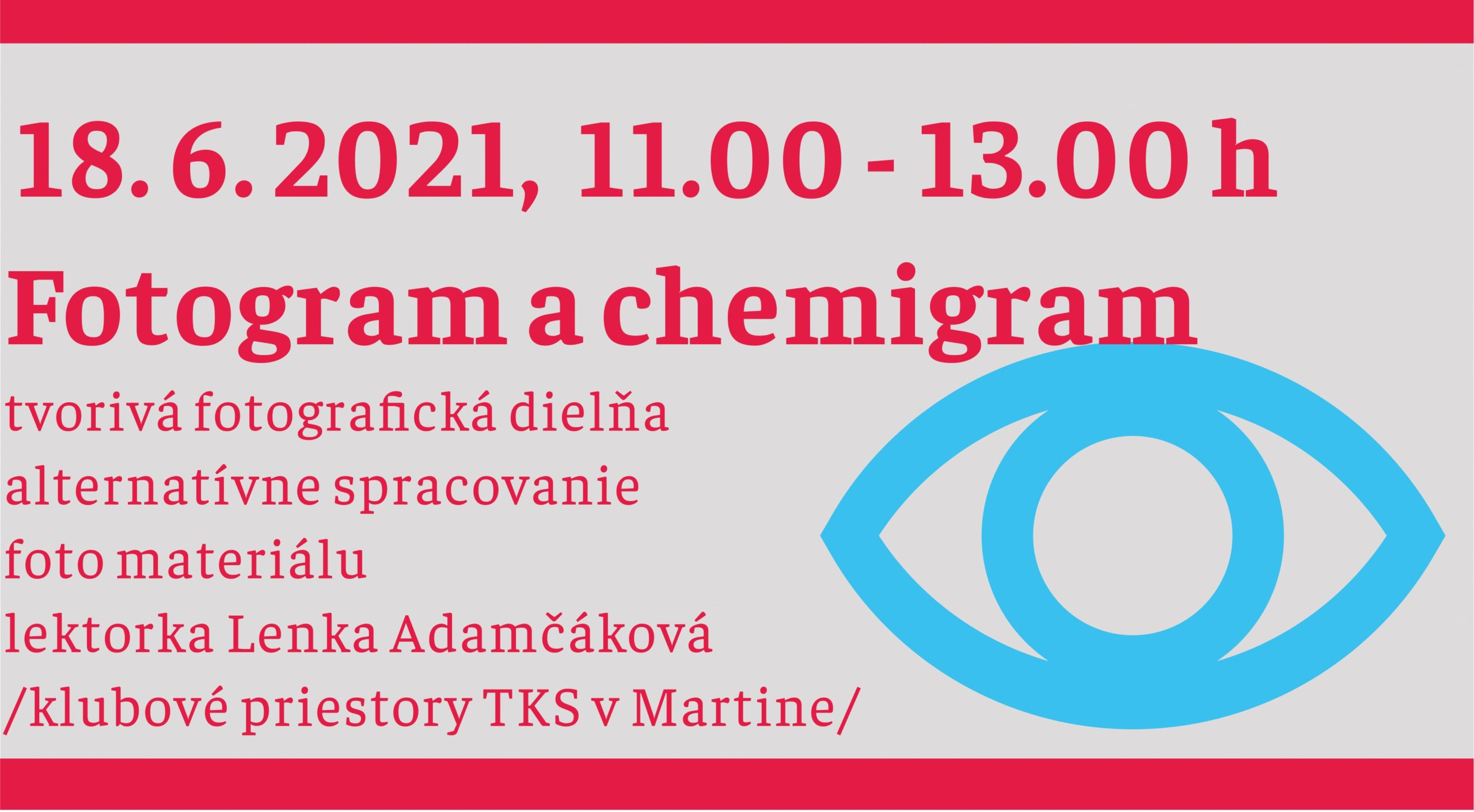 LETNÝ FOTO FEST 2021/ workshop