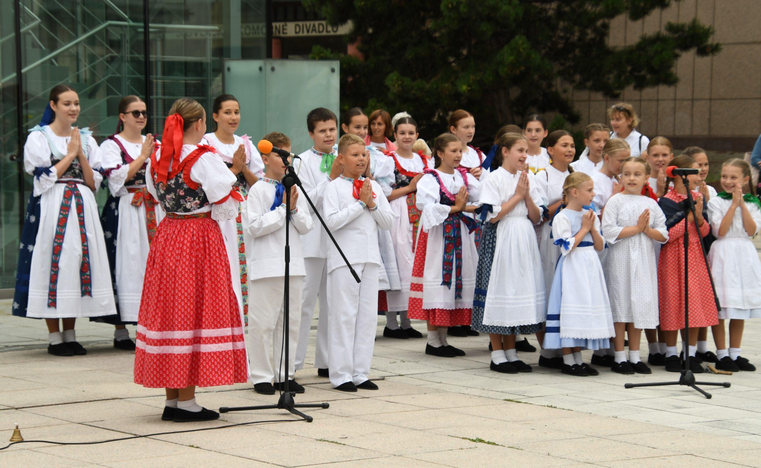 Poď na slávnosti! – sprievodné podujatie XXXVII. ročníka Turčianskych slávností folklóru