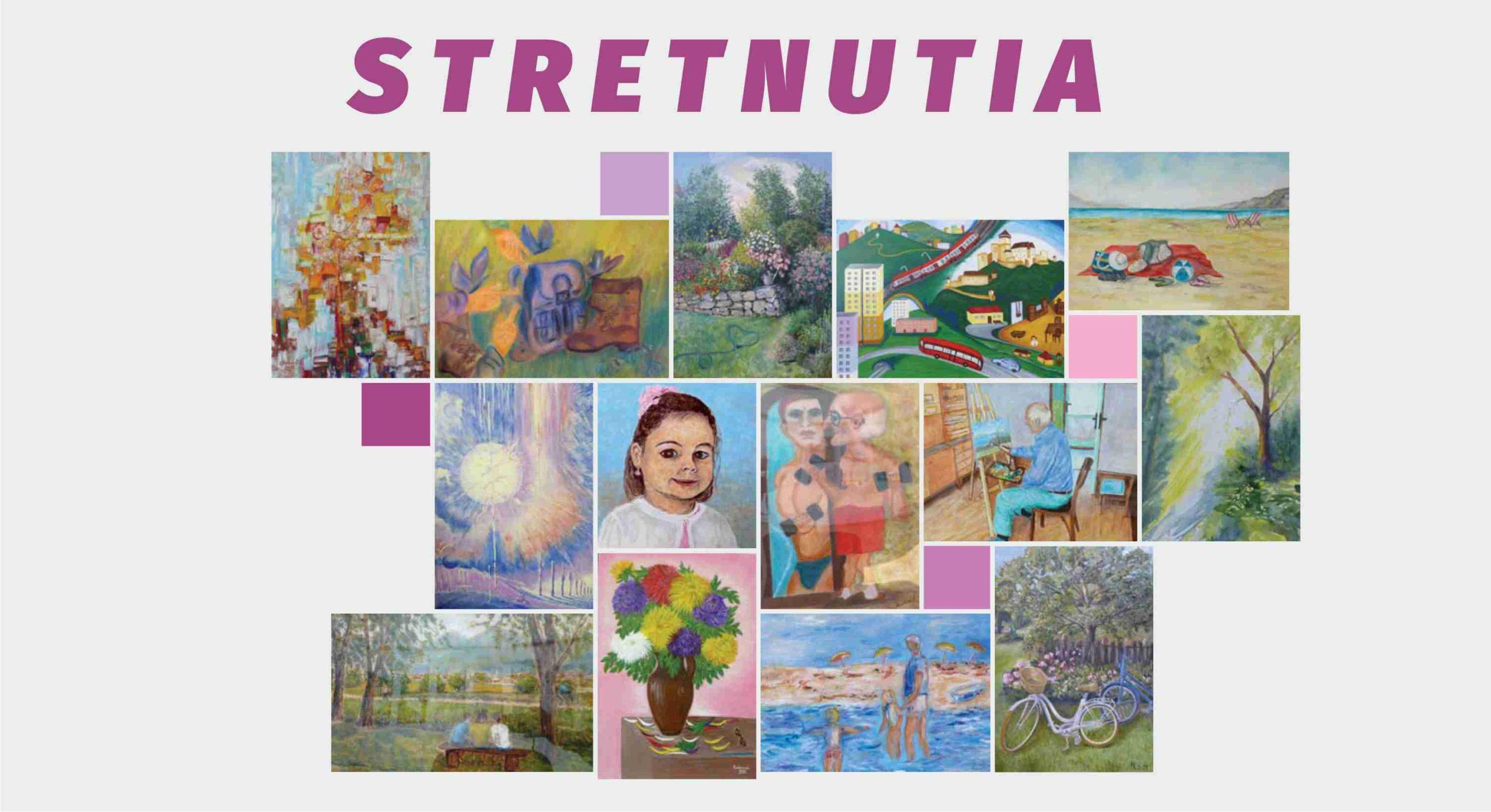 Vernisáž výstavy STRETNUTIA