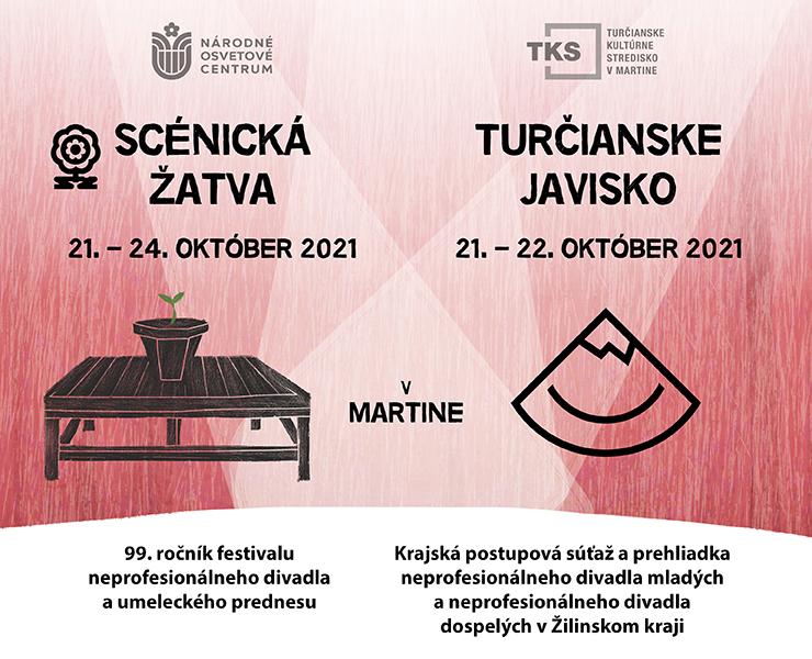 Turčianske javisko 2021 –  Poznáme výsledky krajskej postupovej súťaže